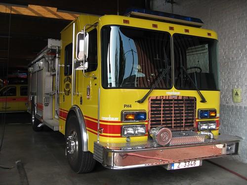 HMR Fire Truck