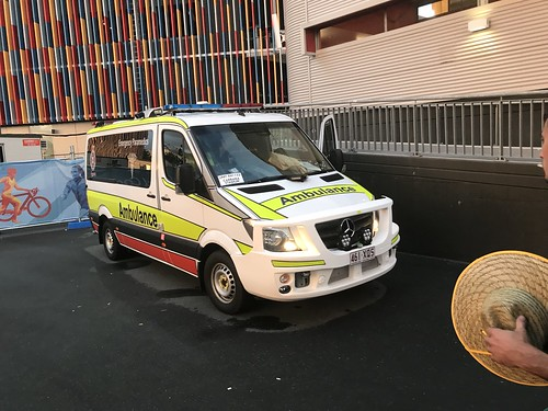 QAS | Emergeny Paramedic Ambulance | Mercedes Benz Sprinter