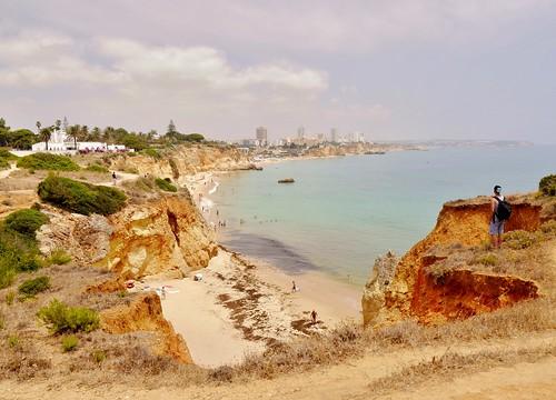 Praia Do Barranco Das Canas, Alvor