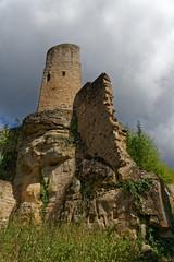 Luxembourg - Château de Larochette