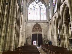 The Nave, Basilica of Saint Urbain