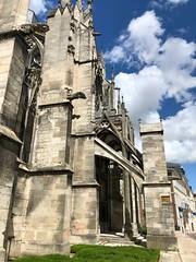 Flying Buttress, Basilica of Saint Urbain