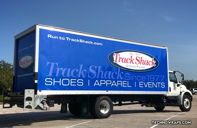 Box Truck Wraps - TechnoWraps.com