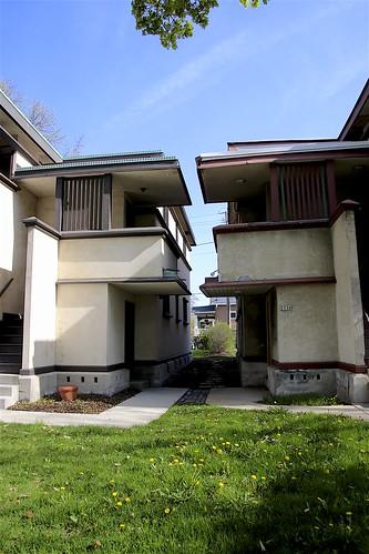 Arthur L. Richards Duplex Apartments