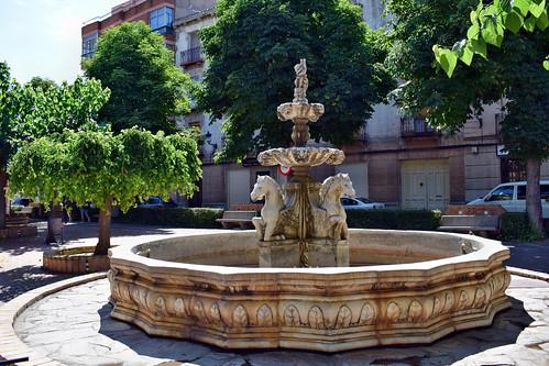 Plaza del Hortal (Ariza)