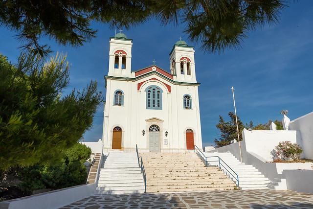 Naoussa Church