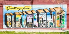 Cleveland, OH Street Art  2019