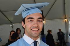 Zak Columbia University Graduation