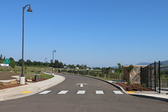 Welcome Center ramp to I-5