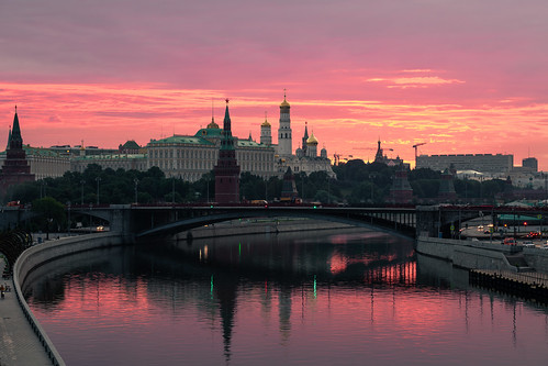 Morning Moscow