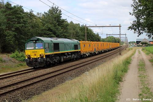 Rheincargo in Holten, 14-07-2019