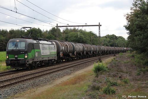 Rurtalbahn in Holten, 14-07-2019