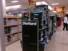 Die Hard (like Sears is doing :P)