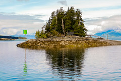 Lighthouse, totem poles and eagles excursion