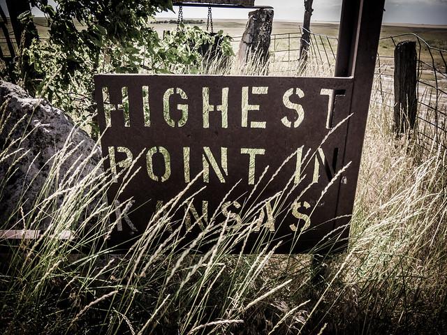 Kansas High Point