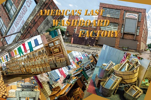The Last Washboard Factory