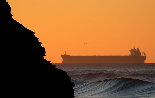 Dawn passage