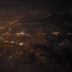 N.C. at night