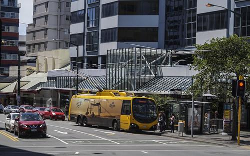 Victoria Street - Wellington