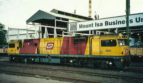 Mt Isa