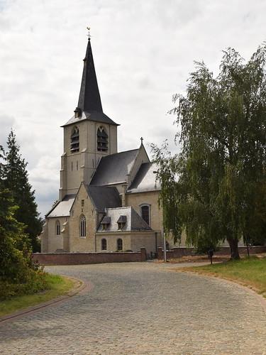 St Gaugericus kerk, Kobbegem