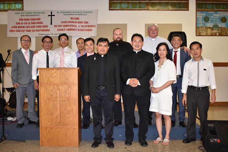 Công giáo Việt Nam tại Chattanooga