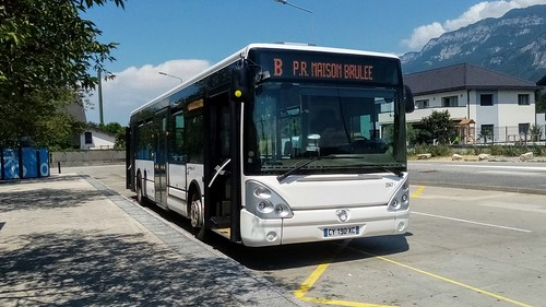 Irisbus Iveco Citelis 12 n°2047 de Synchro BUS