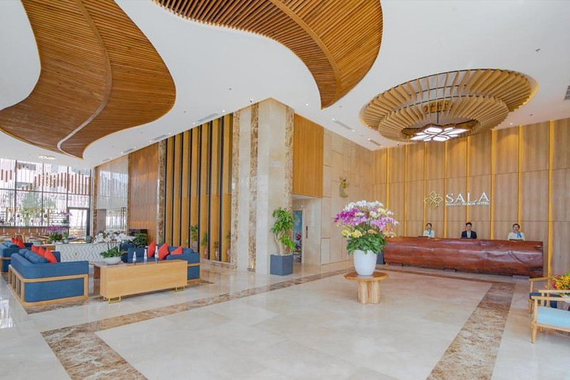 Sala Danang Beach Hotel 2