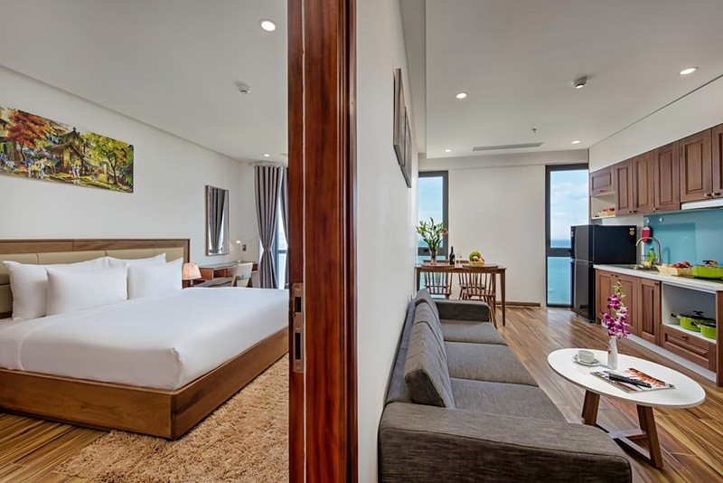 Alisia Beach Hotel Da Nang 4