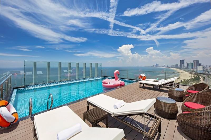 Alisia Beach Hotel Da Nang 5