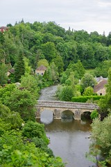 The Bridge over the River Sarthe
