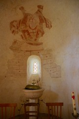 The Font and Medieval Wall Paintings