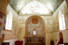 Medieval Wall Paintings - Photo of Fyé