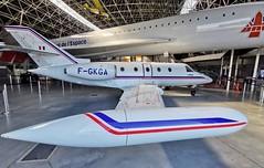 Aerospatiale SN601 Corvette 100 / F-GKGA