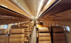 Interior del Concorde