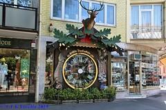 Wiesbaden - relógio-cuco