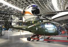 Sud Aviation Gazelle SA.340 / F-ZWRA