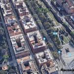 2019 Incendio al centro di accoglienza il Sorriso, in via Castrense, Foto De Alvariis By Google Maps d - https://www.flickr.com/people/35155107@N08/