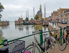 Binnenhaven van Hoorn