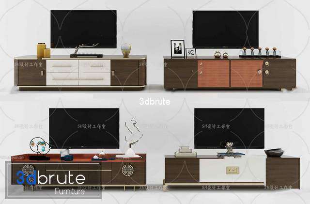 Sell Tv Stand 2019 3d model