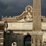Porta del Popolo e l'Obelisco Flaminio - https://www.flickr.com/people/82911286@N03/