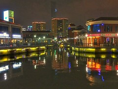 Suzhou City central, China