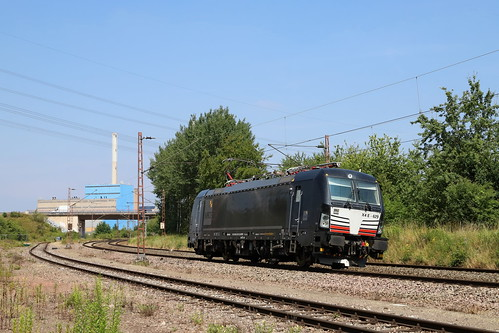 CFL Cargo 193 629-3, Bous