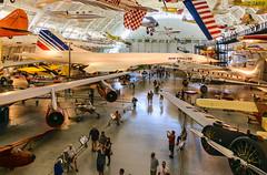 USA - Virginia - Dulles - Steven F. Udvar-Hazy Center - Concorde