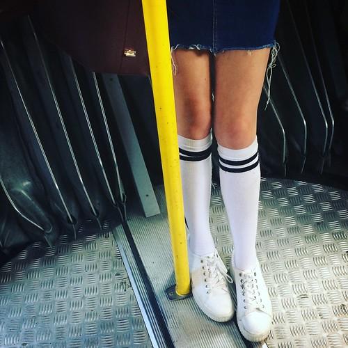 in da bus