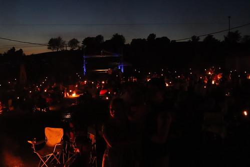 Lantern Lights Festival: Twilight begins shortly
