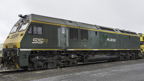SSR Locomotive RL302