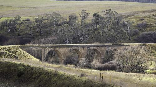 No. 6 Viaduct at Sodwalls NSW - see below