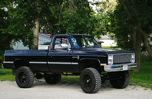 Chevrolet C/K Pickup Truck