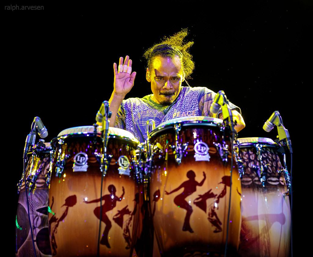 Carlos Santana | Texas Review | Ralph Arvesen